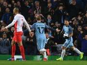 Tran Man City vs Monaco lap ky luc ve ban thang