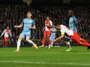 Clip Man City vs Monaco lap ky luc ban thang o Champions League