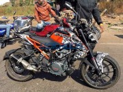 o to - Xe may - KTM 250 Duke 2017 lo dien