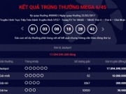 Kinh te - Ket qua Vietlott ngay 22.2: Chua tim ra chu nhan giai Jackpot 17 ty