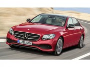 o to - Xe may - Mercedes E250 2017 gia 2,5 ty dong sap ra mat Viet Nam