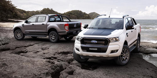 ford ranger ban dac biet fx4 co gia 1 ty dong hinh anh 1