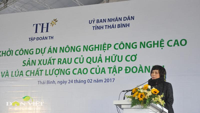 3.000 ty dong cho du an nong nghiep cong nghe cao o thai binh hinh anh 2