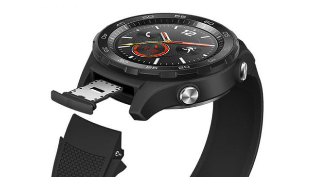 huawei watch 2 lo anh ngay truoc them mwc 2017 hinh anh 2