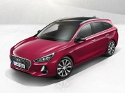 o to - Xe may - Hyundai i30 2017 co them phien ban Wagon nang dong