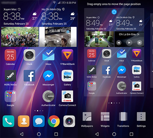 ngam giao dien android 7.0 tren huawei gr5 2017 hinh anh 2