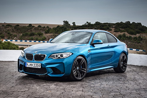 bmw m2 m performance edition gia 1,4 ty dong hinh anh 1