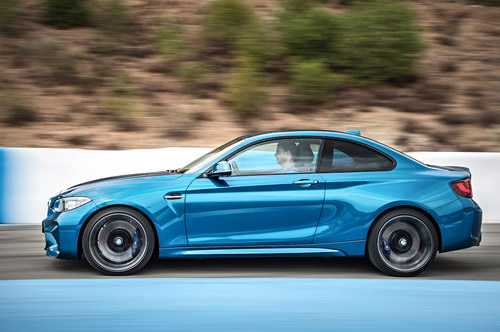 bmw m2 m performance edition gia 1,4 ty dong hinh anh 2