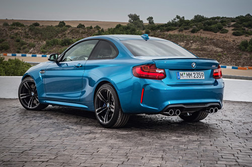 bmw m2 m performance edition gia 1,4 ty dong hinh anh 3