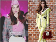 dep - Ha Ho xuat sac lot top mac dep nhat Milan Fashion Week