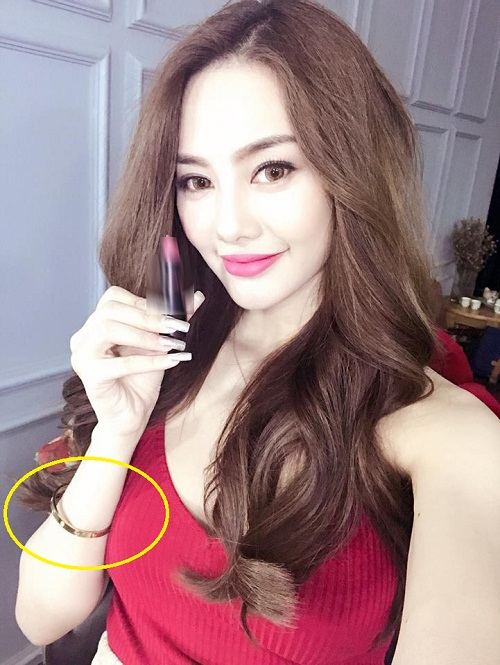 linh chi noi giong triet ly, lam vinh hai khoe vong vang deo doi hinh anh 2