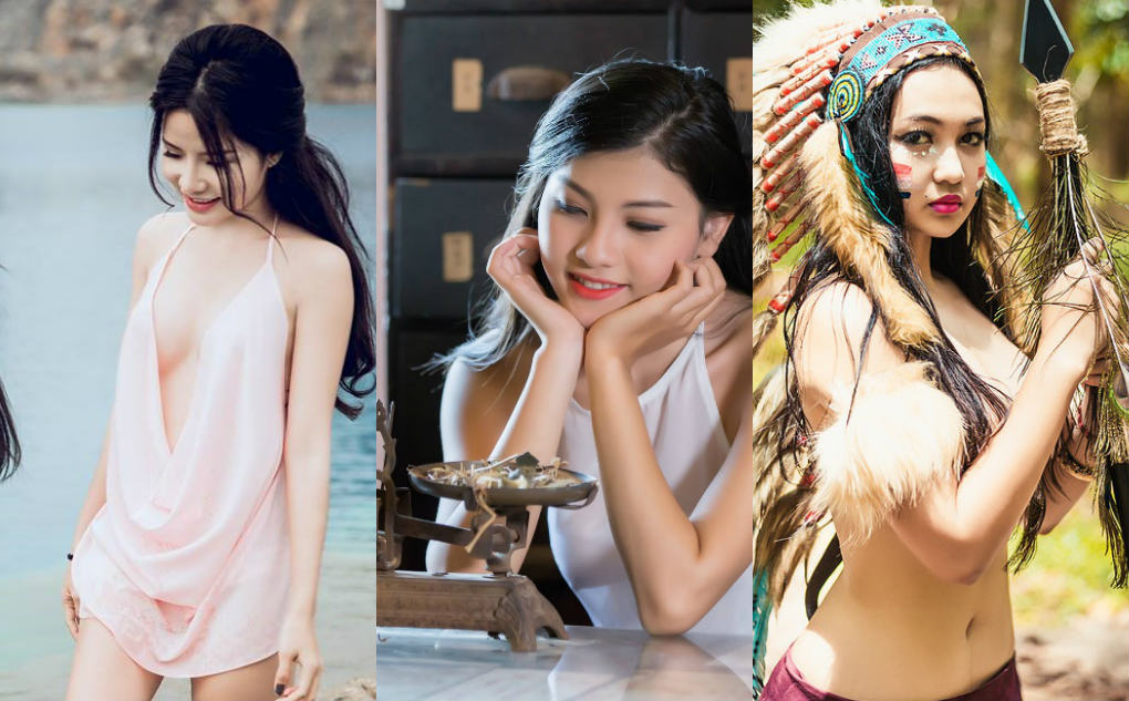 """thich khoe than chup anh nude, cac """"hot girl"""", nguoi mau duoc gi? hinh anh 1"""