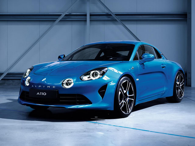 alpine a110: tham vong canh tranh porsche cayman hinh anh 1