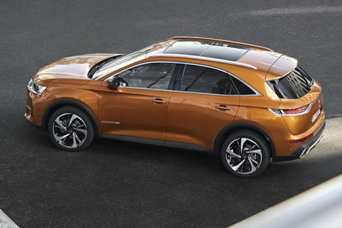 ds7 crossback: suv the thao tu nuoc phap hinh anh 2