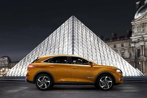 ds7 crossback: suv the thao tu nuoc phap hinh anh 4
