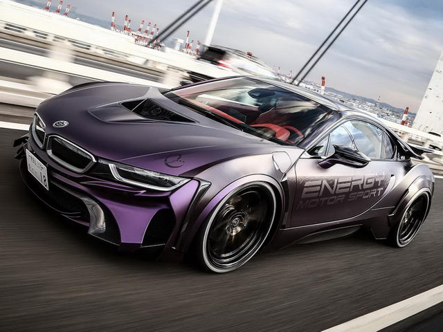 bmw i8 do theo phong cach nguoi doi doc dao hinh anh 1