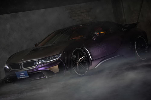 bmw i8 do theo phong cach nguoi doi doc dao hinh anh 3
