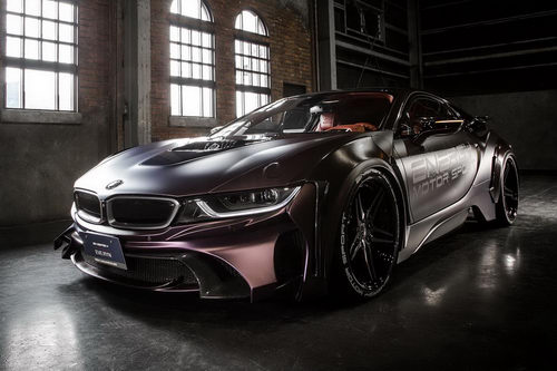 bmw i8 do theo phong cach nguoi doi doc dao hinh anh 5