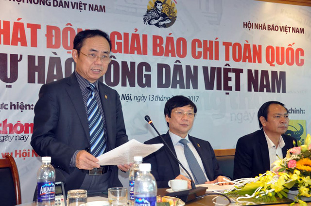 le phat dong giai bao chi toan quoc tu hao nd viet nam hinh anh 13