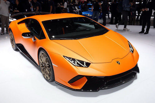 lamborghini huracan performante co gia 6,3 ty dong hinh anh 1