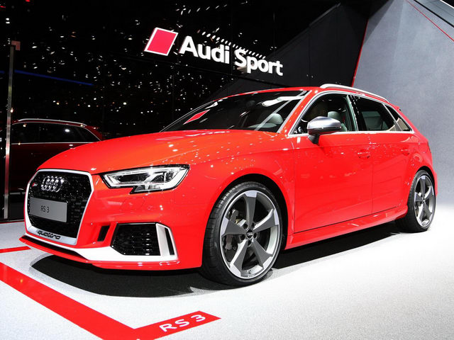 audi rs3 sportback 2017: hatchback co nho manh nhat the gioi hinh anh 1
