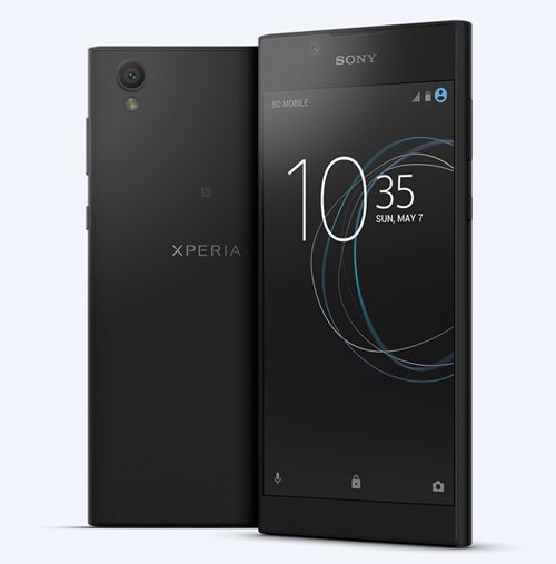 sony tung smartphone gia re xperia l1 hinh anh 1