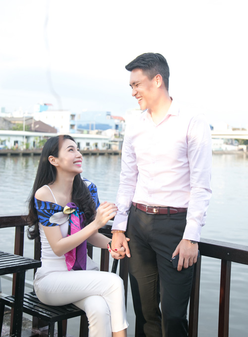 cuoc song vo chong thuy tien len truyen hinh quoc te hinh anh 4