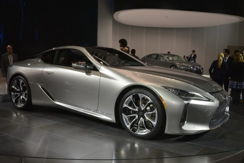lexus lc 500 2018 chot gia tu 2,1 ty dong hinh anh 5