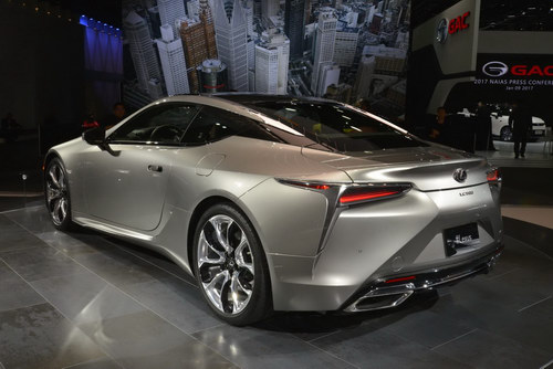 lexus lc 500 2018 chot gia tu 2,1 ty dong hinh anh 4