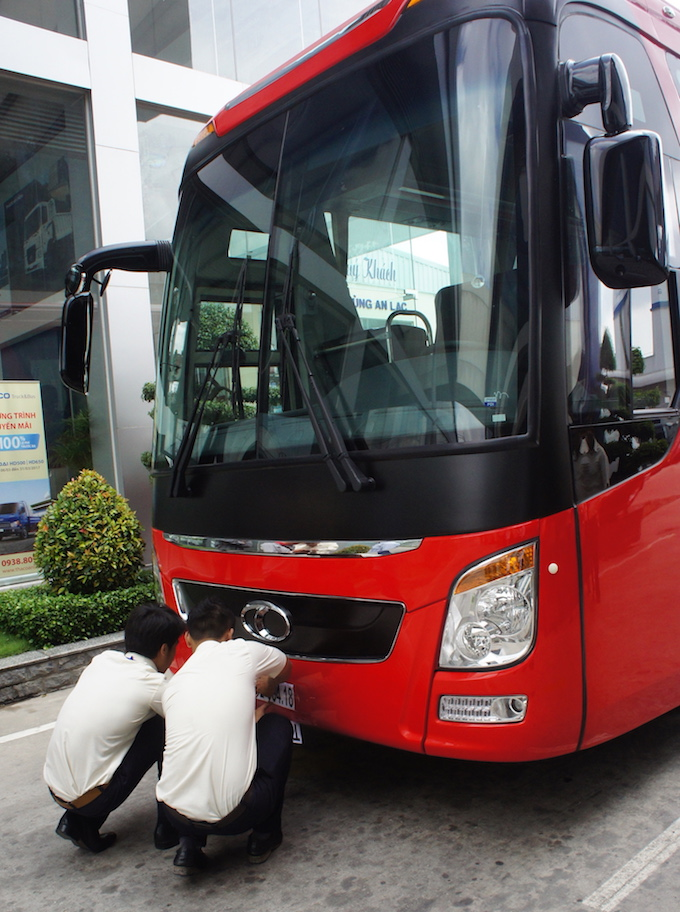 can canh sieu xe bus tri gia 3,5 ty dong cua clb tp hcm hinh anh 12