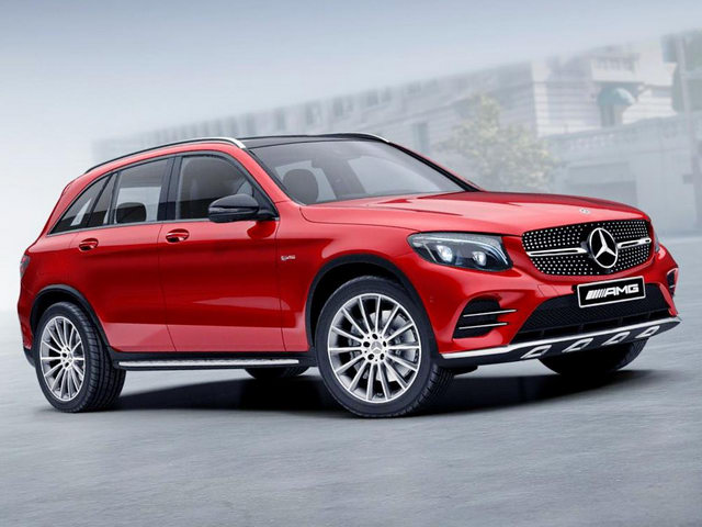 ve viet nam, mercedes-amg glc 43 co gia 3,6 ty dong hinh anh 1