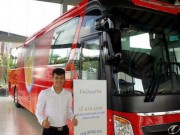 Can canh sieu xe bus tri gia 3,5 ty dong cua CLB TP HCM