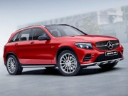 o to - Xe may - Ve Viet Nam, Mercedes-AMG GLC 43 co gia 3,6 ty dong