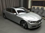 o to - Xe may - BMW 760Li xDrive V12 Excellence: Vua manh, vua sang