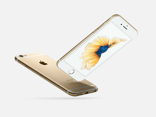 iphone 6s la chiec dien thoai ban chay nhat trong nam 2016 hinh anh 1