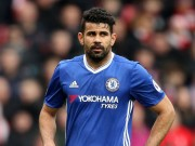 The thao - Ham tien, Diego Costa tinh ke roi Chelsea sang Trung Quoc