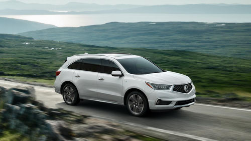 acura mdx sport hybrid 2017 co gia tu 1,2 ty dong hinh anh 1