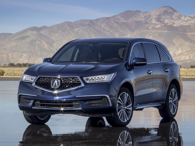 acura mdx sport hybrid 2017 co gia tu 1,2 ty dong hinh anh 2