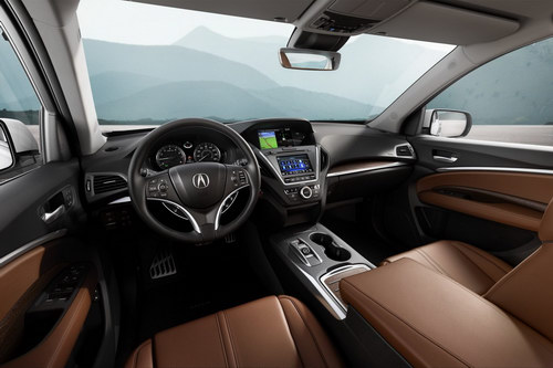 acura mdx sport hybrid 2017 co gia tu 1,2 ty dong hinh anh 3