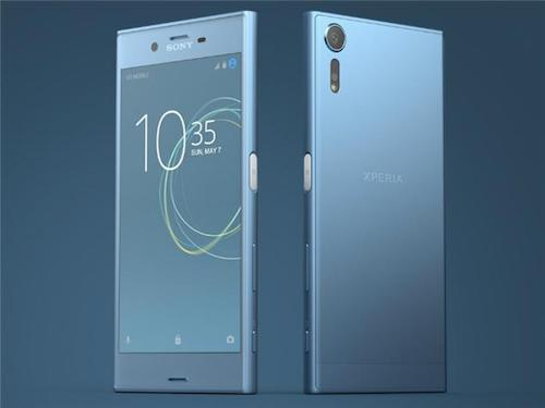 sony tung smartphone xperia xzs co camera ky luc hinh anh 1