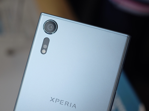 sony tung smartphone xperia xzs co camera ky luc hinh anh 3