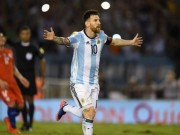 The thao - Clip Messi lap cong, Argentina phuc thu Chile