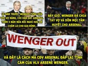 "The thao - HaU TRuoNG (24.3): Fan Arsenal ""bac tinh"" voi Wenger"