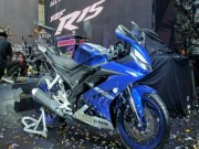 o to - Xe may - Yamaha R15 v3.0 mo don dat hang, giau kin gia ban