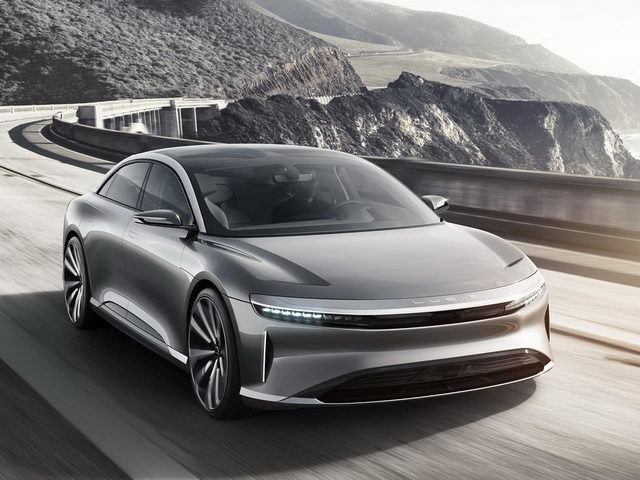 sieu xe dien lucid air cong bo gia chi 1,2 ty dong hinh anh 1