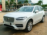 o to - Xe may - Volvo XC90: Xe sang Thuy dien gia 3 ty dong tai Viet Nam