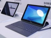 Cong nghe - Video: Ra mat may tinh bang Samsung Galaxy Book