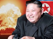 The gioi - Kim Jong Un se an nut thu ten lua hat nhan lon chua tung co?