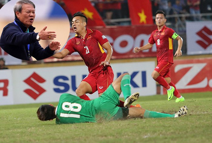 "hlv le thuy hai: ""dt viet nam gianh ve du asian cup de lam gi?"" hinh anh 1"