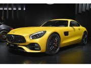 o to - Xe may - Mercedes-Benz ra mat dong AMG GT 2018